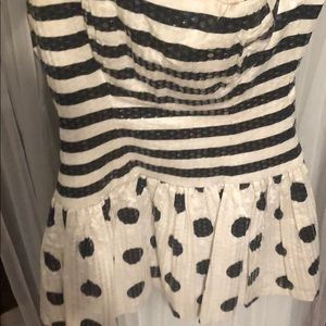 Betsey Johnson mini dress ( Couture dress) elegant